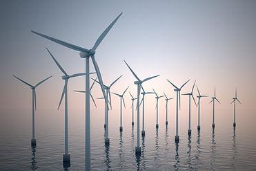 Wind Turbines on Water