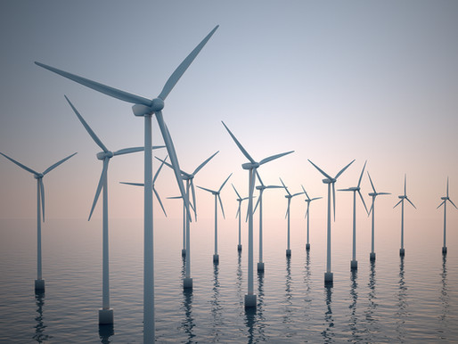 Offshore wind capacity soars as production goes global