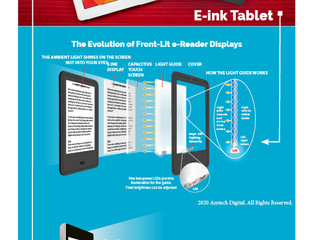 Value of an Android eReader vs LCD Tablet