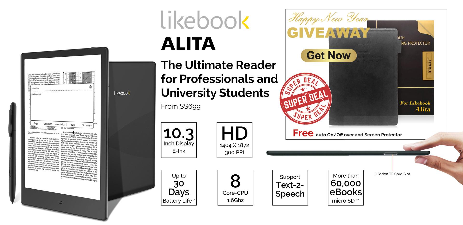 Likebook ALITA