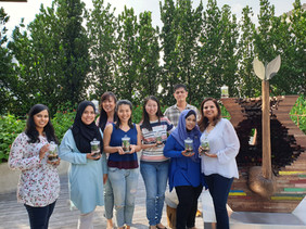 Our participants