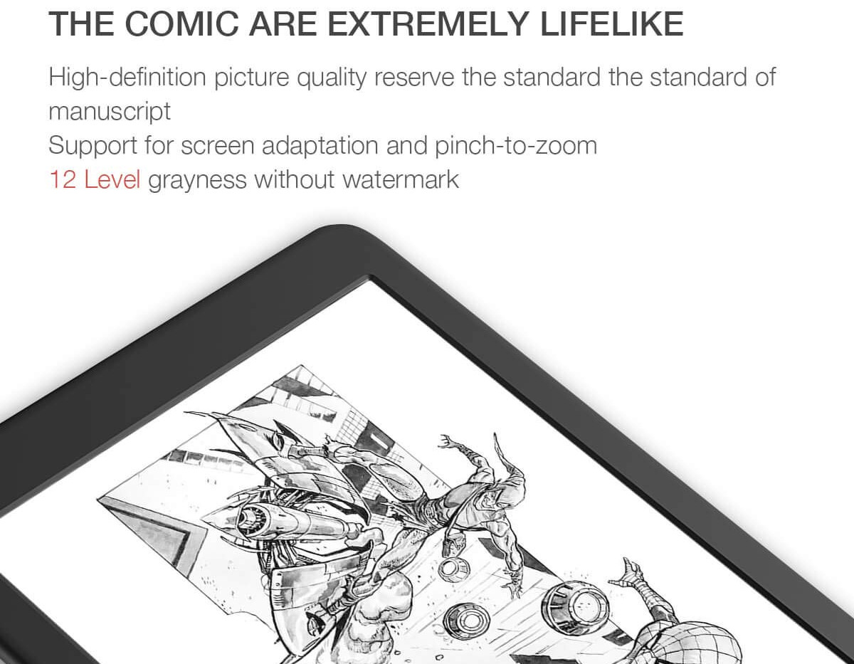 Comix Apps