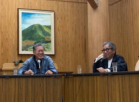 内田樹先生&平川克美先生の講演会、ご報告