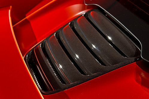 MP4-12C 650S Carbon Rear Engine Armadillo Vent