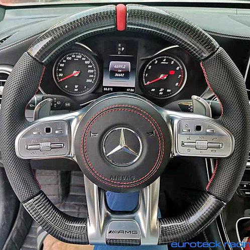 Carbon Fiber Custom Steering Wheel