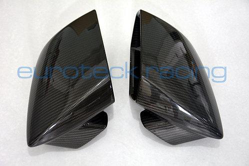 Huracan Carbon Fiber Mirrors