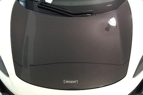 650S Carbon Fiber Front Hood
