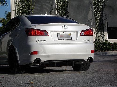 Lexus IS 2nd Gen Rear Carbon Fiber Performance Diffuser