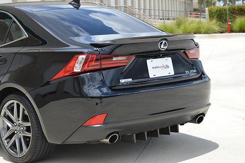Lexus IS Rear Carbon Fiber Performance Diffuser