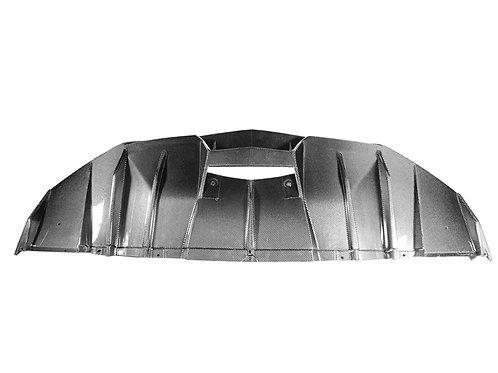 Aventador Carbon Fiber Rear Diffuser