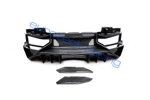 Aventador Carbon Fiber SV Style Rear Bumper