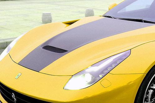 F12 Berlinetta Carbon Fiber Front Hood