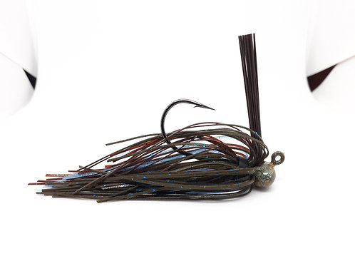 Molting Craw Micro Football Jig