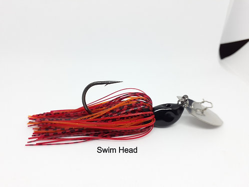 Fiery Craw Vibrating Jig
