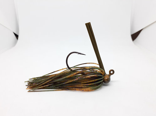 Clear Water Craw Micro Football Jig