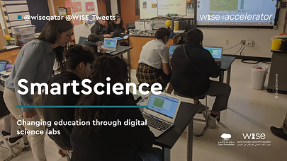 SmartScience - Changing education through digital science labs