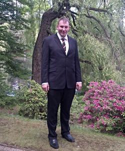 Andy Dolman Bayley - The LOL Foundation Founder