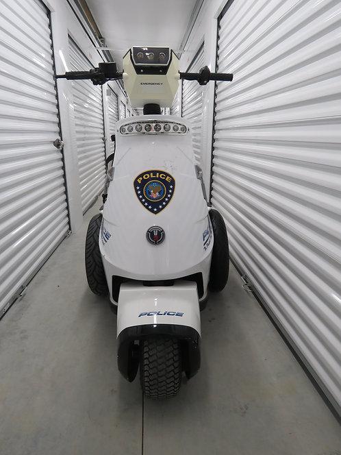SE-3 Patroller Community Policing on Three Wheels Segway