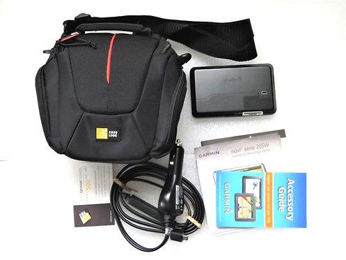 Garmin Nuvi 255WT GPS Affordable Navigation Automotive Mountable with Free Case