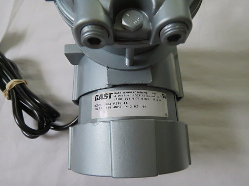 GAST ROC-R Piston Air Compressor Pressure ROA P235 AA