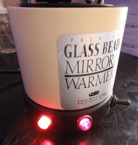 Premier Medical Glass Bead Mirror Warmer Item:1006131 115 Vac 60 Cycles 150 Watt