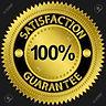 15066377-satisfaction-guarantee-100-perc