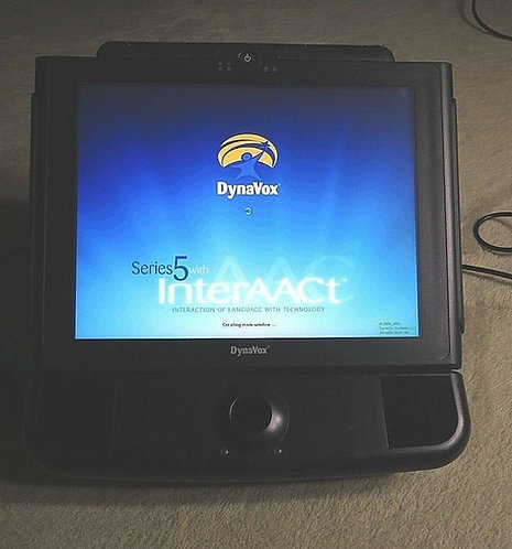 DynaVox Vmax+ Eyemax Dynavox Technologies with Charger