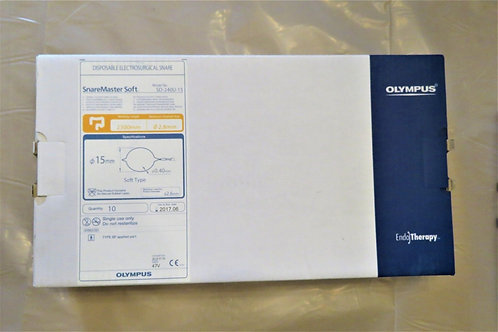 10 Olympus Disposable Electrosurgical Snare