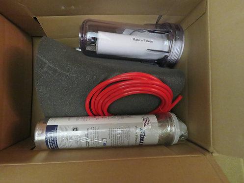 Follett Fl4s Ice Machine Complete Single Water Filter System 00130229