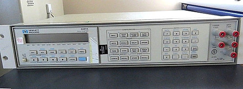 Digital Multimeter Hewlett Packard Agilent HP 3457A Digital Multimeter