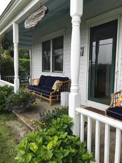 Harbourview Main Porch