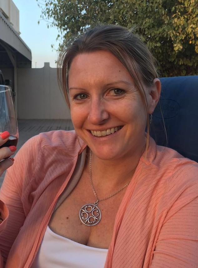 Novelist Wendy Wanner
