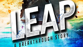 Book Review: Leap (A Breakthrough Story) by Michael C. Grumley