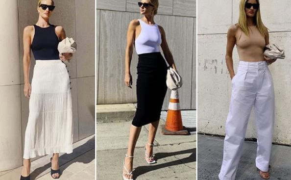 Staple Piece I love - THE Zara Bodysuit