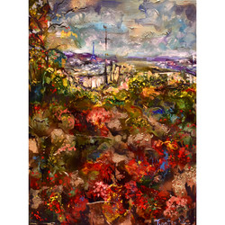"""""""View from Montmartre"""""""