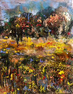 """""""Somewhere Along the Way"""" Diptych R"""
