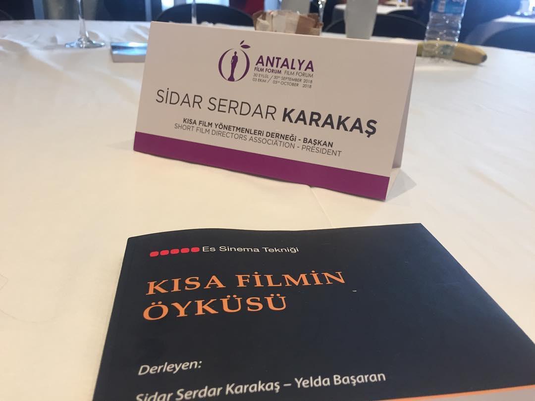 Antalya Film Forum - 1