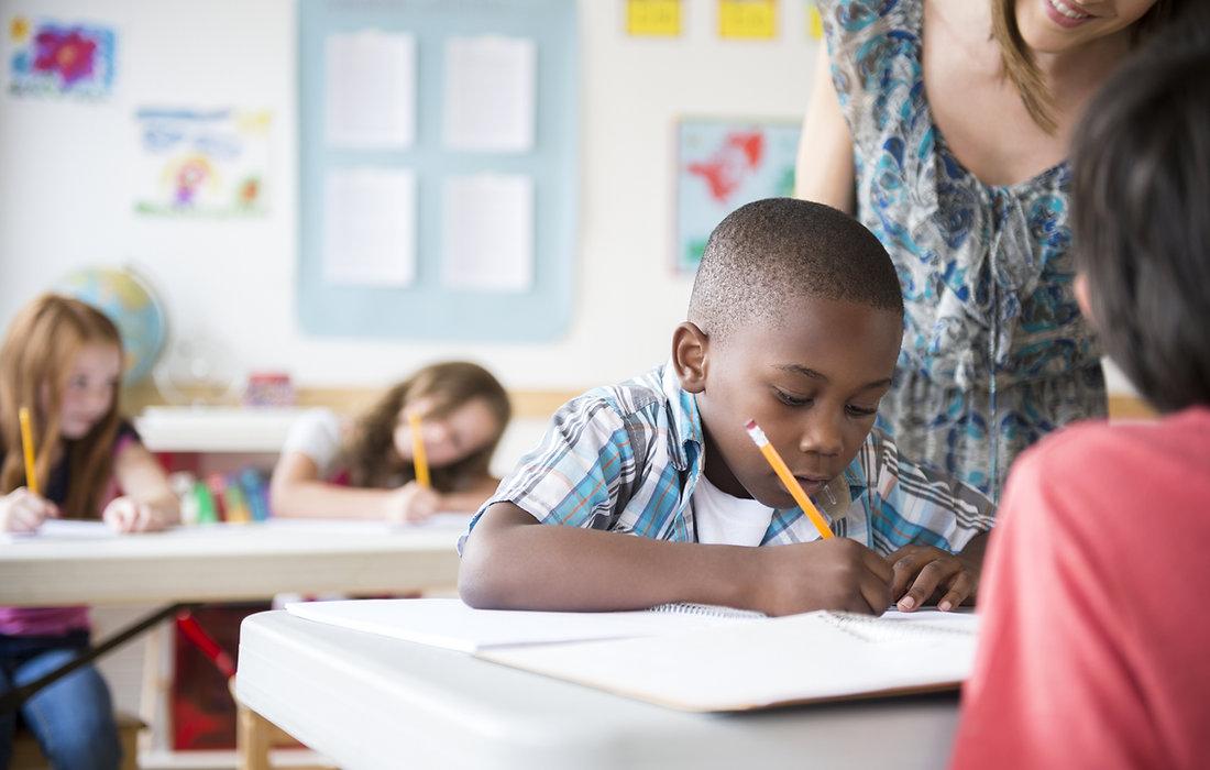 Kids benefitting from Back 2 School Bounty