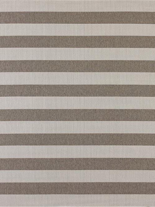 Karastan- Portico Riviera Stripe Silver