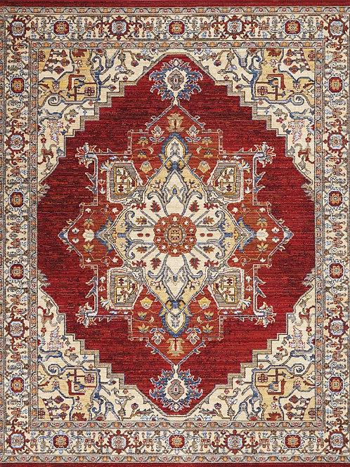 Nourison- Majestic- Red