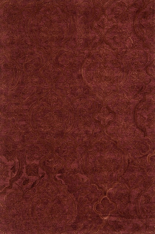 Loloi- Filigree- Rust