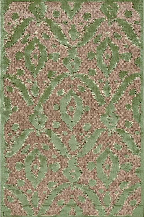 Feizy- Raphia I- Tan/Light Green