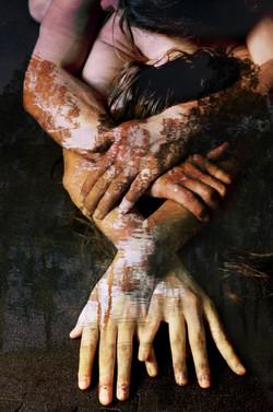 hands of water