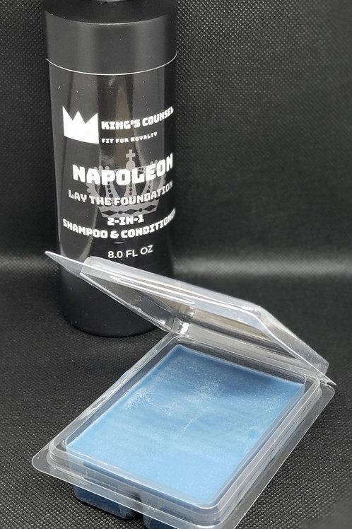 The Napoleon wax melt