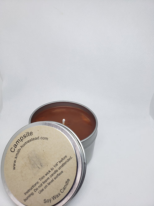 Campsite Soy Wax Candle