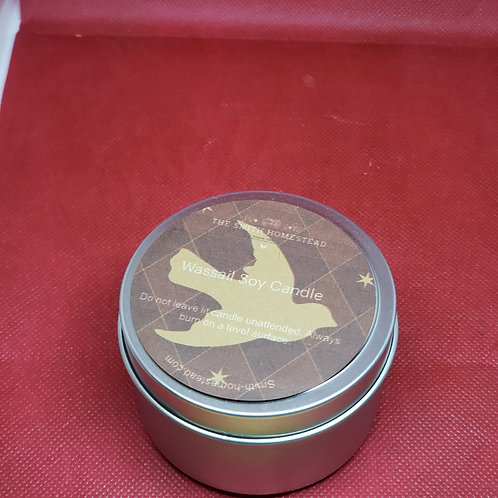Wassail Soy Wax Candle