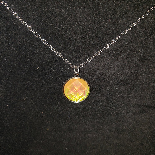 Fire Stone Necklace