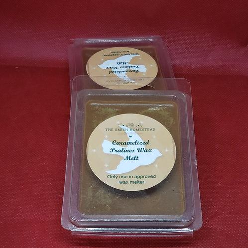 Caramelized Pralines Wax Melt