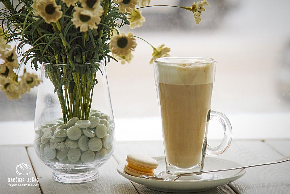 Кофе недели – Латте JM Триест!