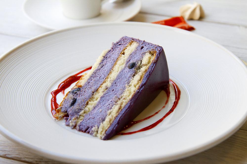 Черничный торт из Лотарингии